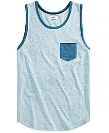 Univibe Men's Pocket Tank Top