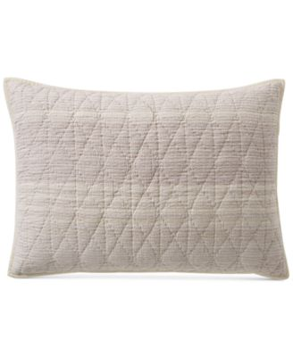 Honeycomb Quilted Standard Sham, Created for Macy's