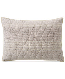 Hotel Collection Honeycomb Quilted King Sham, Created for Macy's
