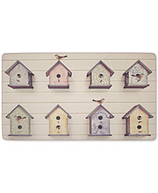 "Laura Ashley Birdhouse Anti-Fatigue Gelness 20"" x 32"" Kitchen Mat"