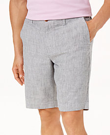 "Tommy Bahama Men's Harbor Herringbone 10"" Shorts"