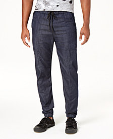 G-Star RAW Men's Straight Tapered Organic Cotton Pants
