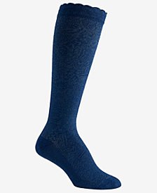 Berkshire Women's Over-The-Calf Compression Socks 5113, also available in Extended Sizes