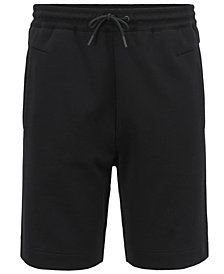 BOSS Men's Slim-Fit Stretch Shorts