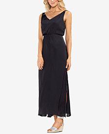 Vince Camuto Double-Strap Maxi Dress