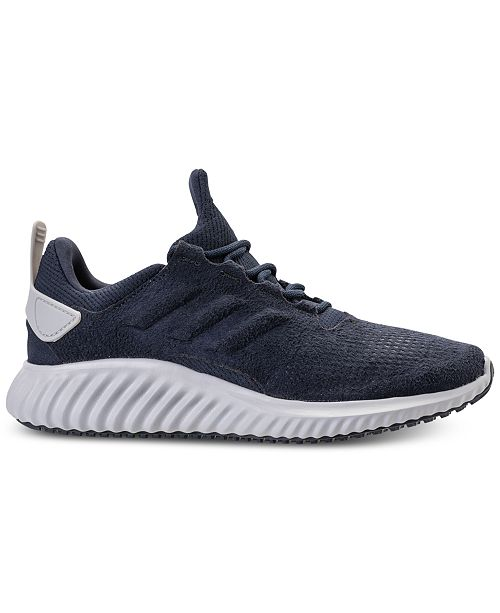 3e055a7cfdc9e adidas Big Boys  AlphaBounce CR Running Sneakers from Finish Line ...