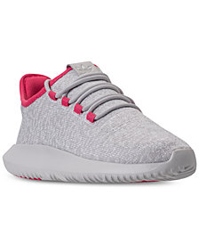 preschool adidas Tubular Shadow adidas Girls Tubular Shadow Casual Sneakers from Finish Line