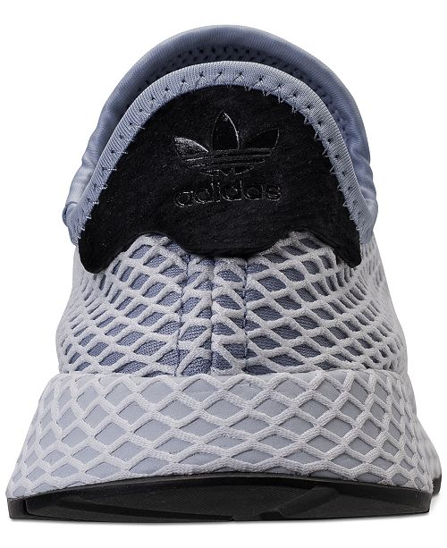 premium selection ba300 bfb1d ... adidas Women s Deerupt Runner Casual Sneakers from Finish ...