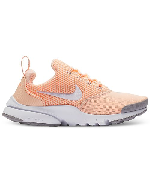 Nike Girls  Presto Fly Running Sneakers from Finish Line - Finish ... 73dca4edc