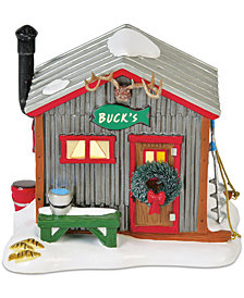 Department 56 Villages Buck's Fish Shack
