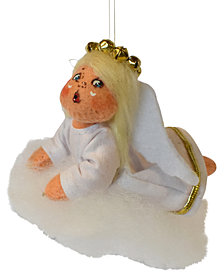 Annalee Jinglebell Angel Ornament