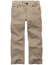 511™ Boys Slim-Fit Jeans-Husky