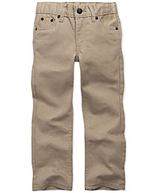 Levi's® 511™ Husky Boys Slim-Fit Jeans