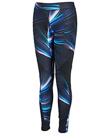 adidas Big Girls Believe This Printed Leggings