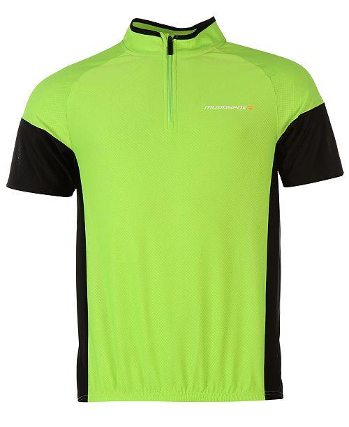 MUDDYFOX Men's Short-Sleeve Cycling Jersey from Eastern Mountain Sports