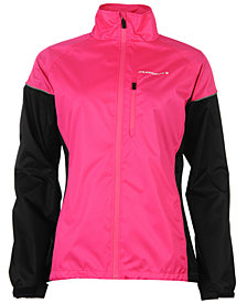 MUDDYFOX Women's Colorblocked Full-Zip Cycle Jacket