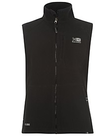 Women's Fleece Gilet Vest from Eastern Mountain Sports