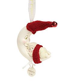 Department 56 Snowbabies Baby's 1st Ornament