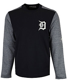 Majestic Men's Detroit Tigers On-Field Tech Fleece