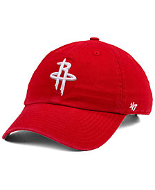 '47 Brand Houston Rockets CLEAN UP Cap