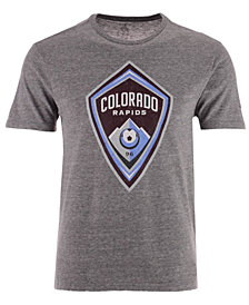 adidas Men's Colorado Rapids Vintage Too Triblend T-Shirt