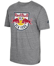 adidas Men's New York Red Bulls Vintage Too Triblend T-Shirt