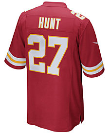 Nike Men's Kareem Hunt Kansas City Chiefs Game Jersey