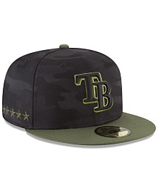 New Era Tampa Bay Rays Memorial Day 59FIFTY FITTED Cap