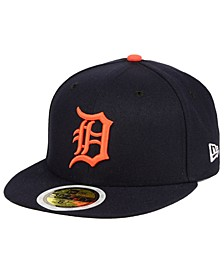 Boys' Detroit Tigers Authentic Collection 59FIFTY FITTED Cap