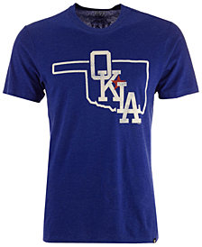 '47 Brand Men's Oklahoma City Dodgers Club Logo T-Shirt