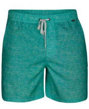 "HURLEY Men'S Heathered 17"" Board Shorts in Aurora Green"