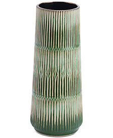 Zuo Nopal Small Vase Green