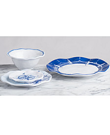 Q Squared Portsmouth Melamine Dinnerware Collection