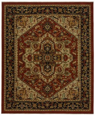 Km Home Vintage Heriz Area Rug Collection Rugs Macy S