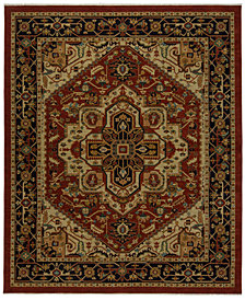 KM Home Vintage Heriz Area Rug Collection