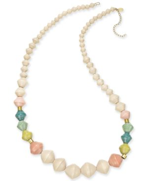 Image of Thirty One Bits Ambrosia Necklace from The Workshop at Macy's