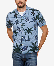 Lucky Brand Men's Palm Tree Shirt