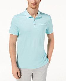 Calvin Klein Men's Tipped Polo
