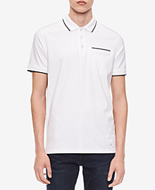 Calvin Klein Men's Tipped Polo