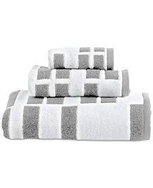 DKNY High Rise Cotton Fingertip Towel