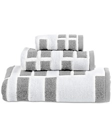 DKNY High Rise Cotton Hand Towel