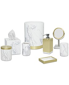 Mixed Media Bath Accessories Collection