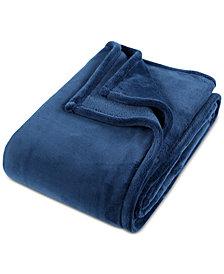 "Berkshire Extra-Luxe 50"" x 70"" Plush Throw Blanket"