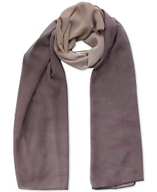 Verona Collection Hand-Dyed Ombré Scarf