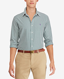 Polo Ralph Lauren Men's Standard Fit Short-Sleeve Shirt