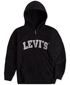 Levi's® Big Boys Logo-Print Hoodie