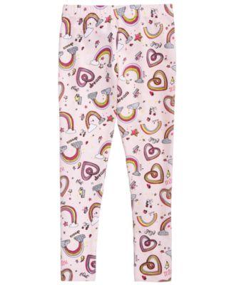 Little Girls Leggings, Created for Macy's
