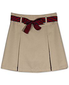 Nautica Little Girls Pleated Scooter Skirt