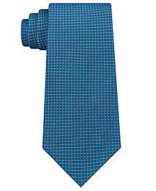 Michael Kors Men's Cord Pattern Silk Tie