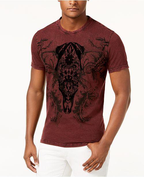 ae27c64fb8 INC International Concepts I.N.C. Men s Graphic-Print T-Shirt